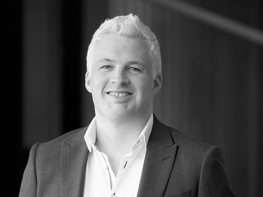 Rufus Chuter, Managing Partner, Strategy