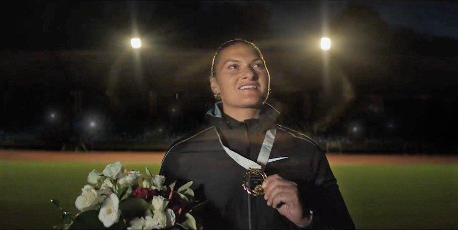 Olympic Gold Medalist Dame Valerie Adams